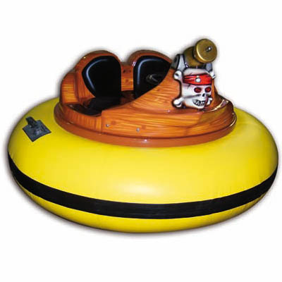 rides and fun calls this the disco pirate bumper boat. they are for sale on the midway marketplace