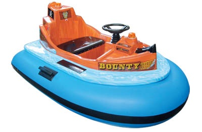 Single seat bounty boat